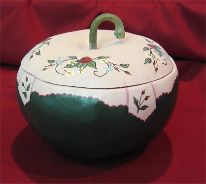 Little Roses Dresser Box